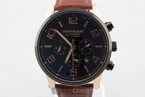 Часы мужские Montblanc Time Walker Brown